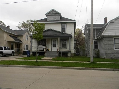 Oshkosh Single Family Home Active-Offer No Bump: 714 Central