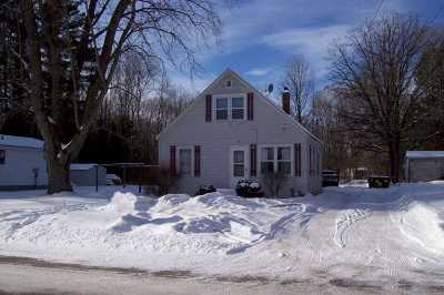 Single Family Home Active-No Offer: 347 S Knapp