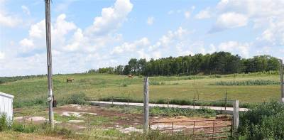 Shawano County Residential Lots & Land Active-No Offer: Blue Goose