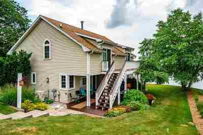 Oshkosh Single Family Home Active-No Offer: 4973 Washington