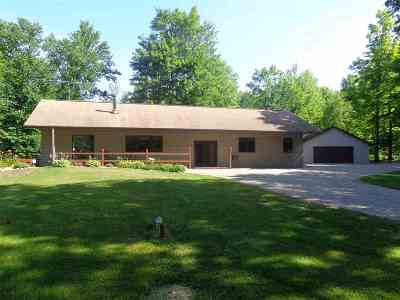 Townsend Single Family Home Active-No Offer: 18202 Pickerel Lake