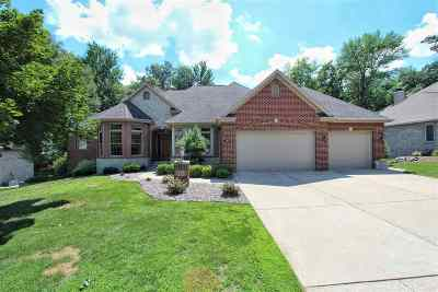 Green Bay Single Family Home Active-No Offer: 2943 Shelter Creek