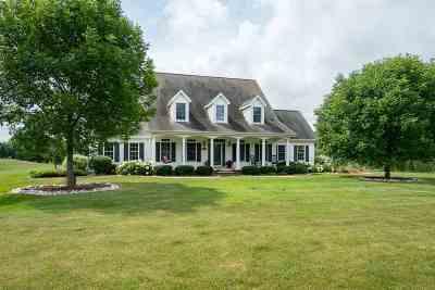 Neenah Single Family Home Active-Offer No Bump: 3484 Knox