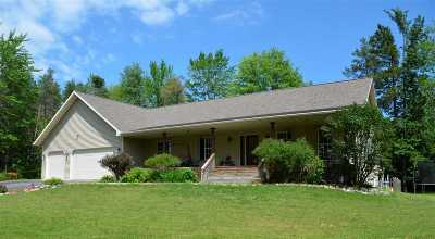 Oconto Single Family Home Active-No Offer: 5618 Elm
