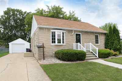 Kimberly Single Family Home Active-Offer No Bump: 314 S Pine