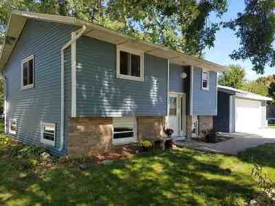Black Creek Single Family Home Active-No Offer: 208 Pinecrest