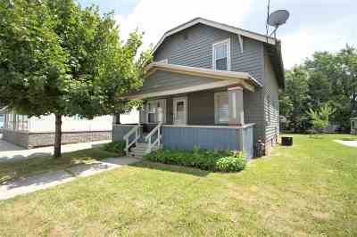 Appleton Single Family Home Active-Offer No Bump-Show: 1339 W Wisconsin