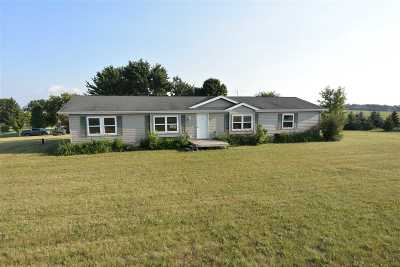 Black Creek Single Family Home Active-Offer No Bump: W5815 Hwy S