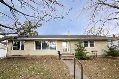 Oshkosh Single Family Home Active-No Offer: 502 Annex
