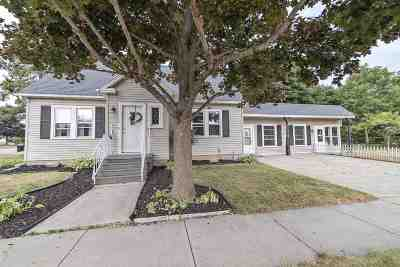 Marinette Single Family Home Active-No Offer: 329 Park