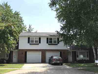 Brown County Multi Family Home Active-No Offer: 3643 Libal
