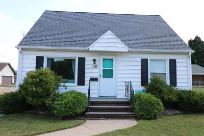 Kimberly Single Family Home Active-Offer No Bump: 115 W 3rd