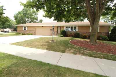 Brown County Multi Family Home Active-No Offer: 931 Rockwell