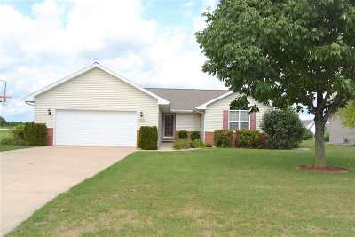 Wrightstown Single Family Home Active-Offer No Bump: 103 Golden Wheat