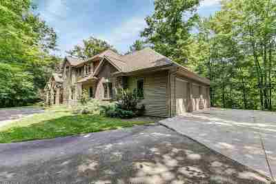 Green Bay Single Family Home Active-No Offer: 3240 Crystal Creek