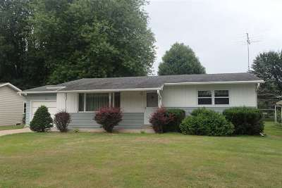 Shawano Single Family Home Active-Offer No Bump-Show: 660 N Bartlett