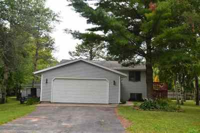 Sobieski Single Family Home Active-Offer No Bump: 6079 Tamarack