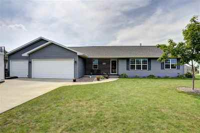 Greenville Single Family Home Active-Offer No Bump: W7035 Bluebluff