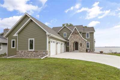 Oshkosh Single Family Home Active-Offer No Bump: 5533 Hwy S