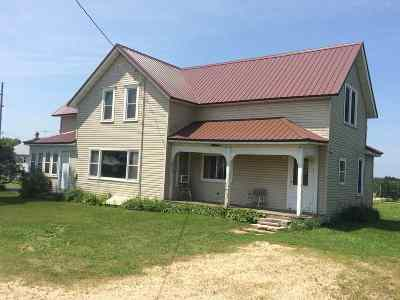 Farm Active-No Offer: W8850 Hwy A