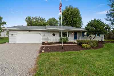 Howard, Suamico Single Family Home Active-No Offer: 4962 Michelle