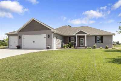 Greenville Single Family Home Active-Offer No Bump: W7227 Midnight