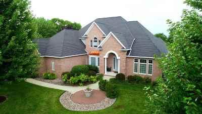 Appleton Single Family Home Active-No Offer: 4600 N Suncastle