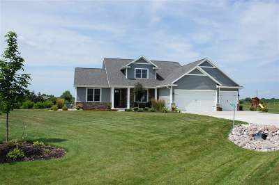 Greenville Single Family Home Active-Offer No Bump: W7575 Gene
