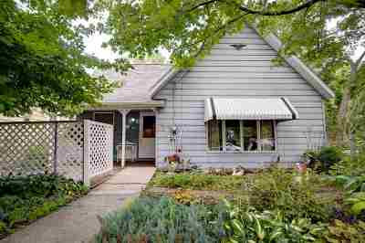 De Pere Single Family Home Active-Offer No Bump: 300 N 6th