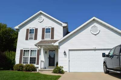 Greenville Single Family Home Active-Offer No Bump: N1371 Fawn Ridge