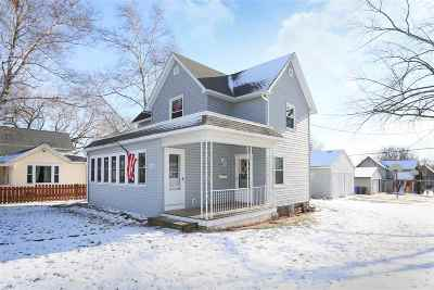 Kaukauna Single Family Home Active-Offer No Bump: 223 W 6th