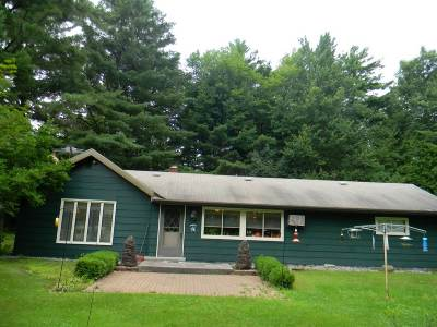 Single Family Home Active-No Offer: N7296 Shaffer
