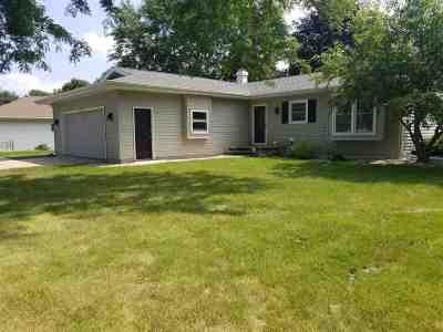 Greenville Single Family Home Active-Offer No Bump-Show: W6667 Cedar