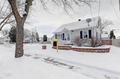 Appleton Single Family Home Active-Offer No Bump: 427 E Fremont