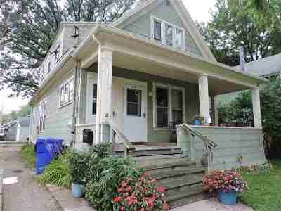 Appleton Multi Family Home Active-Offer No Bump: 707 N Superior