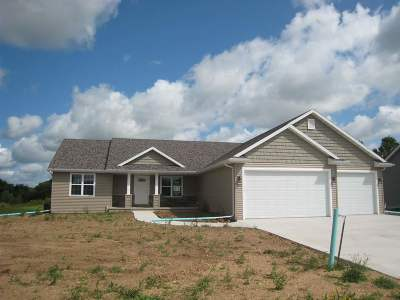 Appleton Single Family Home Active-No Offer: 5500 N Providence