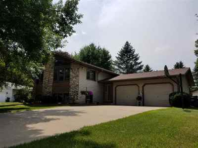 Shawano Single Family Home Active-Offer No Bump: 121 Crestwood