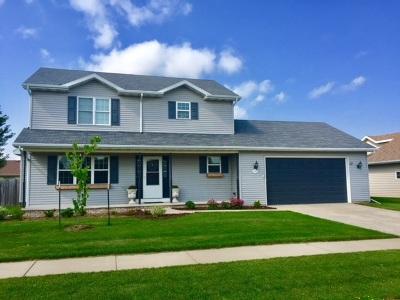 Kaukauna Single Family Home Active-Offer No Bump: 2080 Mayflower
