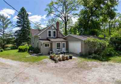Pulaski WI Single Family Home Active-No Offer: $189,950
