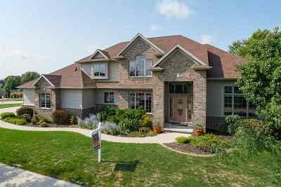 Appleton Single Family Home Active-Offer No Bump: 208 E Benton