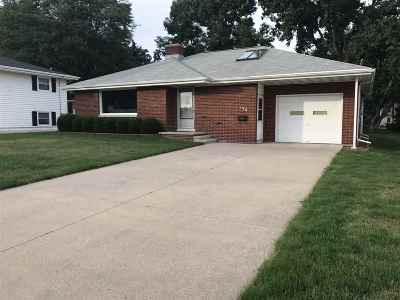 Kaukauna Single Family Home Active-Offer No Bump: 136 Washington
