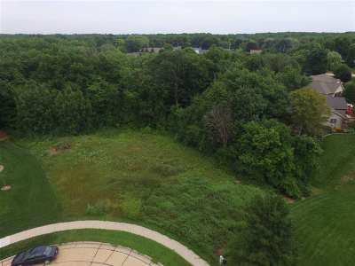 Kaukauna Residential Lots & Land Active-No Offer: 1606 Peach Tree