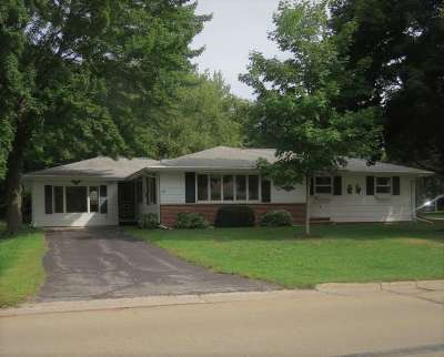 Oconto Falls Single Family Home Active-Offer No Bump: 245 Columbia