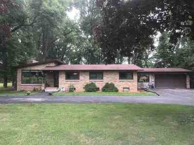 Winneconne Single Family Home Active-Offer W/Bump: 514 Memorial