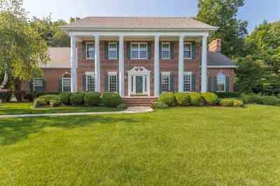 Green Bay Single Family Home Active-No Offer: 1383 Sonata