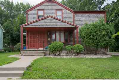 Menasha Multi Family Home Active-No Offer: 309 3rd