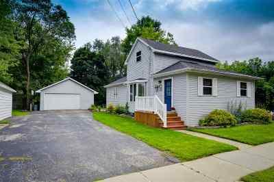 Neenah Single Family Home Active-Offer No Bump: 412 High