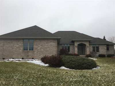 Brown County Single Family Home Active-No Offer: 3049 Seafarer