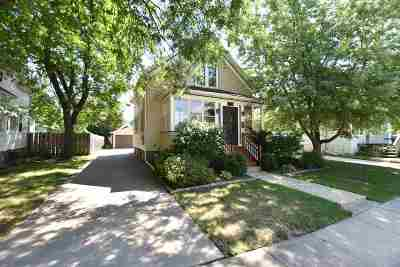 Oshkosh Single Family Home Active-No Offer: 1504 Western