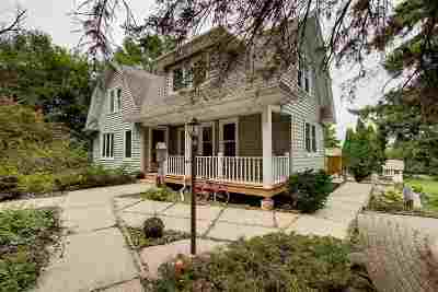 Oshkosh Single Family Home Active-No Offer: 4922 Leonard Point